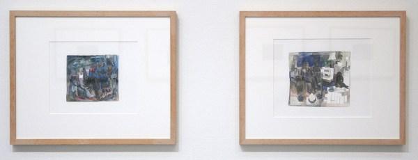 Marenne Welten - Het is niet in orde - Gouache op papier