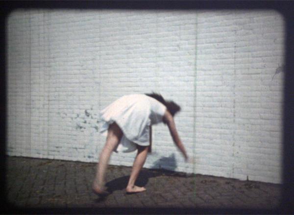 Marijke van Warmerdam - Handstand