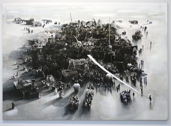 Marilou van Lierop - White Suburbia