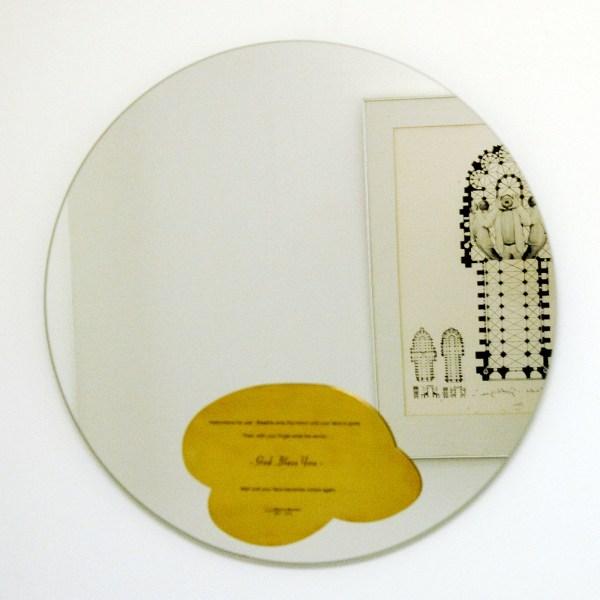 Marinus Boezem - God bless you - 19x28cm Ingegraveerd bronsm 1971-2013