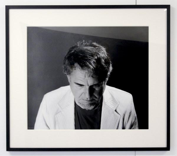 Marinus Boezem - Self-portrait - 70x90cm Foto's, 1984