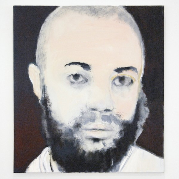 Marlene Dumas - The Neighbour - Olieverf op doek, 2005