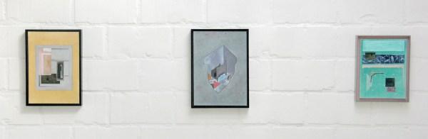 Matthias Schaareman - NR 1420 & NR 1511 & NR1423 - Gouache, aquarel en grafiet op papier