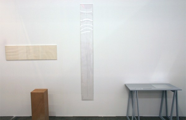 Micheline Szwajcer - Stanley Brouwn