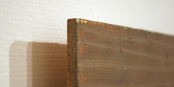Michiel Ceulers - Fish Says Adieu - Olieverf en acrylverf op paneel (detail)