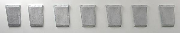 Michiel Ceulers - Schneewittchen und die sieben Zwerge - 39x28cm Zeven afgietsels van hetzelfde schilderij