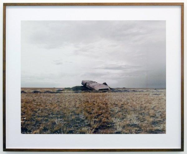Nadav Kander - The Polygon Nuclear Test Site VII, Kazakhstan - 97x123cm Chromo kleuren print
