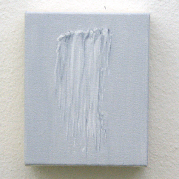 Niek Hendrix - Pictura - 12x10cm Olieverf op canvas op paneel