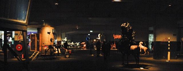 Een inmiddels bekend recept, de Fenixloods in het duister met uitgelichte sculpturen. Des tijds in 2012 was dat echt een verrassing, dat is er nu wel een beetje vanaf 3 […]