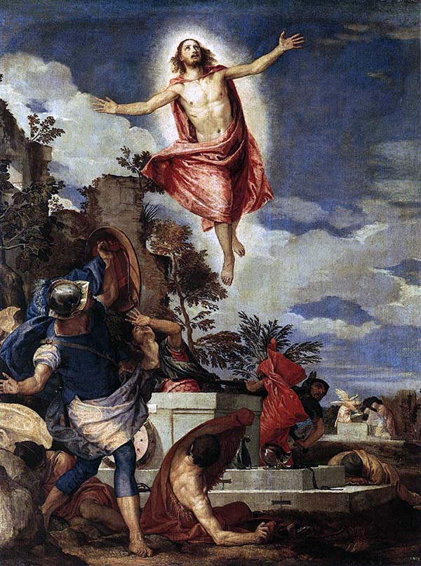 Paolo Veronese -  The Resurrection of Christ