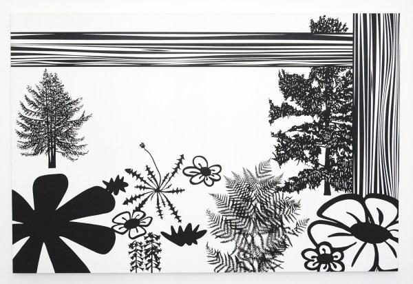 Paul Morrison - Dell - 153x228cm Acrylverf op canvas