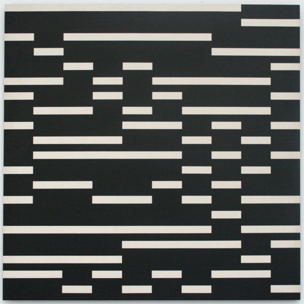 Peter Struycken - Computerstructuur 5A 1970-1971