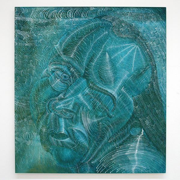 Philip Akkerman - #1 - 110x100cm