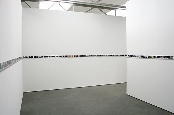 Philip-Lorca diCorcia - Thousand - 100 polaroids overzicht
