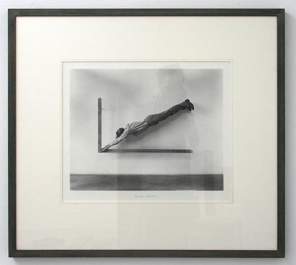Pieter Laurens Mol - Specific Impulse - 93x84cm Zwart-wit foto