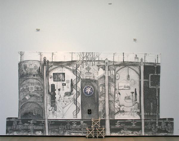 Pietsjanke Fokkema - Ondergrondse revolutie