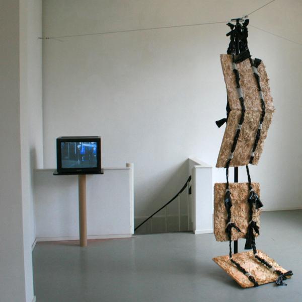 Rachel Koolen - Self Potrait in Drag - Diverse materialen