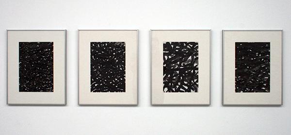 Raoul de Keyser - Malmedy - 62x50cm Inkt op papier