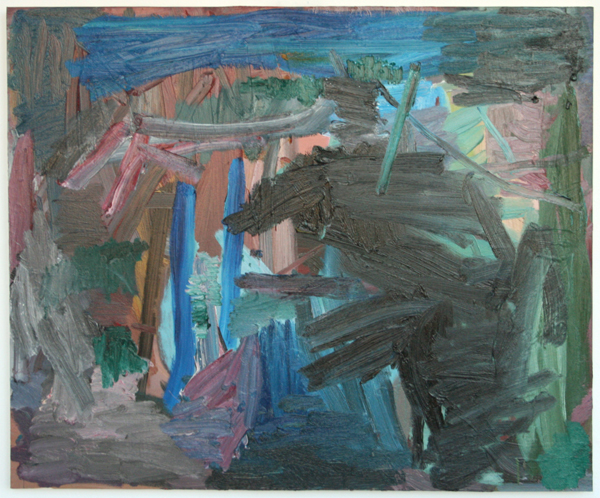 Raymond Cuipers - Night - 106x128cm Olieverf op doek