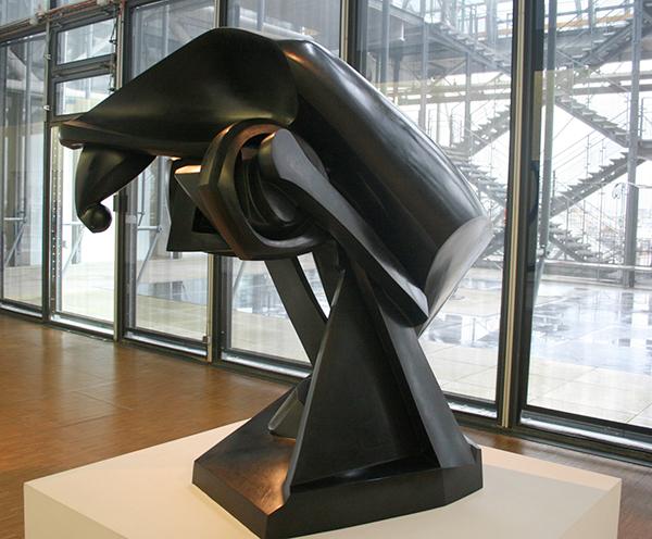 Raymond Duchamp-Villon - Le Chaval Majeur