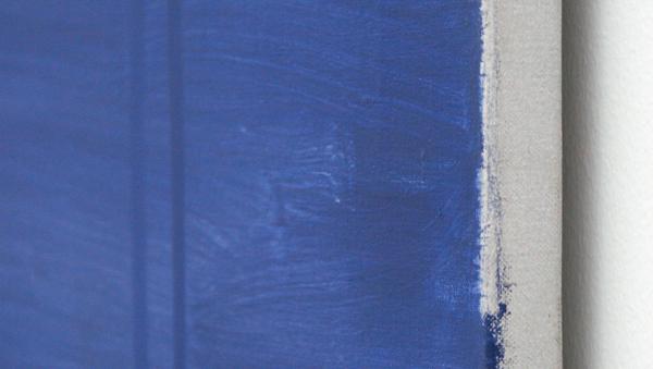 Rene Daniels - De Donkere kamer - Olieverf op doek (detail)