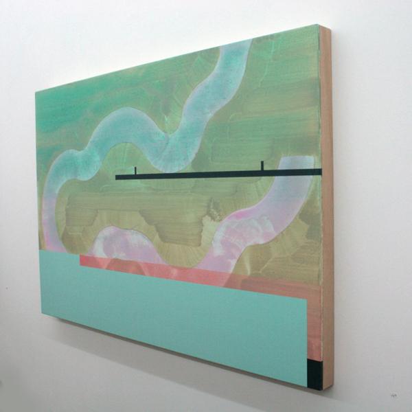Rene Korten - Life as Trick 2 - 60x90cm Acrylverf op MDF