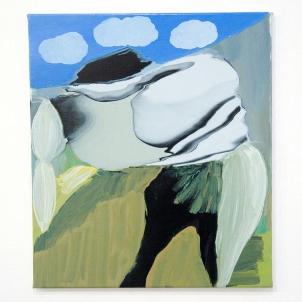 Rezi van Lankveld - Best Friends - 55x48cm Olieverf op canvas