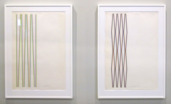 Richard Saltoun - Bridget Riley