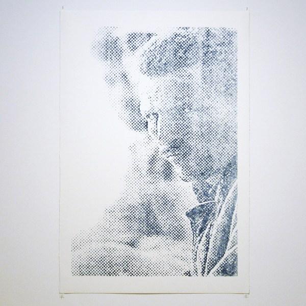 Rob Johannesma - Island - 152x101cm Zeefdruk op 638grams papier