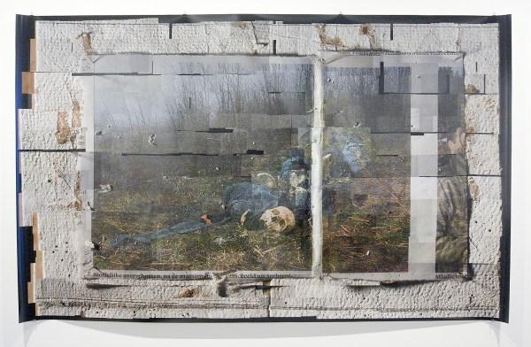 Rob Johannesma - World-Wielding - 180x290cm Handgemaakte C-print