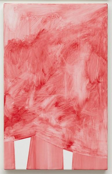 Robert Holyhead - Untitled - 53x33cm Olie op canvas, 2010
