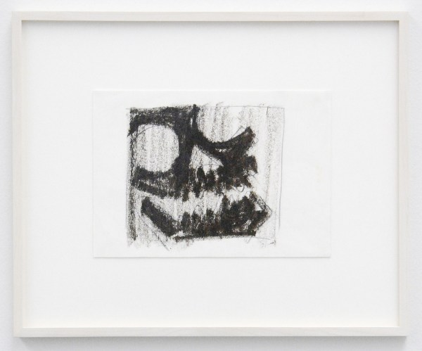 Robert Zandvliet - Ruckblick - Grafiet en oliepastel op papier, 20 van 27 bladen (detail)