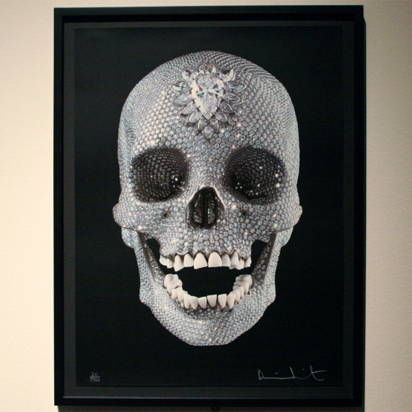 Rudi Fuchs - Damien Hirst - For the Love of God