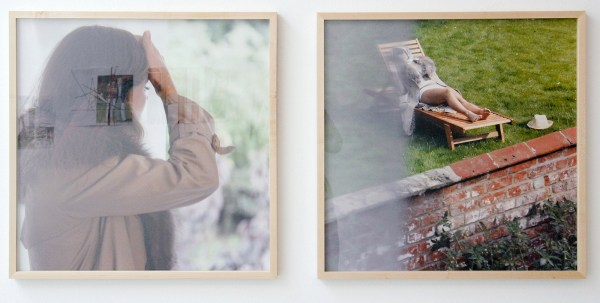 Ryan Gander - A Study for English Girls, Foreign Girls - Elk 70x70cm, Foto