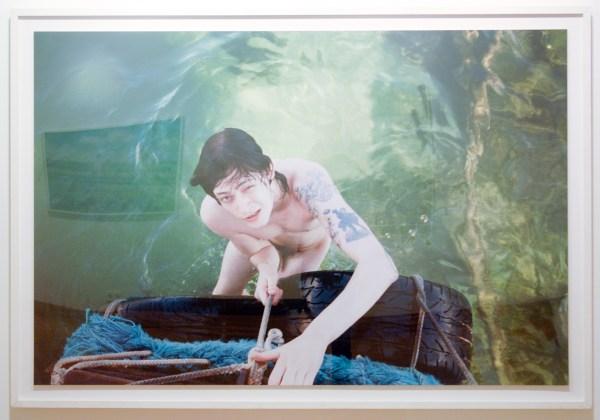 Ryan McGinley - Jake (Cammes) - 122x183cm C-print