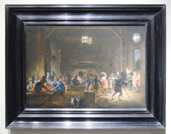 Salomon Lilian - David Teniers de Jonge
