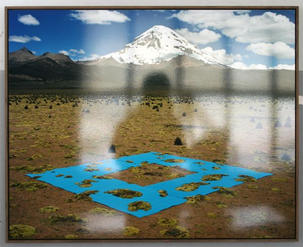 Scarlett Hooft Graafland - Blue Carpet - Foto