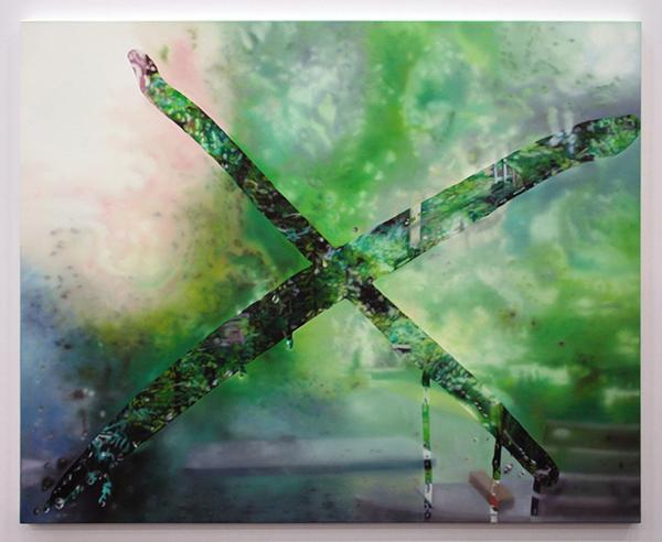 Schonewald Fine Arts - Karin Kneffel