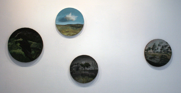 Stefan Peters - Diverse werken - Acrylverf op canvas