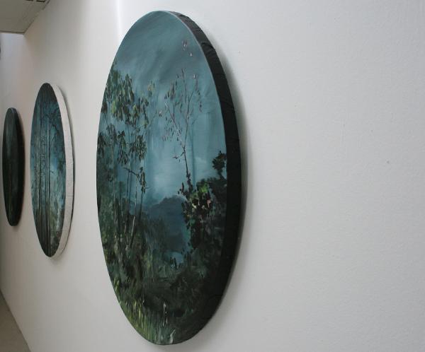 Stefan Peters - Tulum & Los Moros & Oaxaca, Mexico - 120cm Acrylverf op canvas (detail)