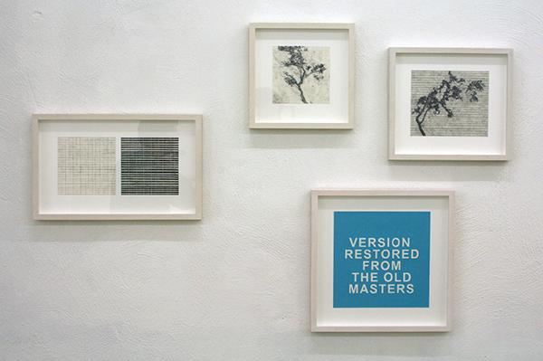 Stephan van den Burg - Diversen - Potlood, kleurpotlood en plakband op papier