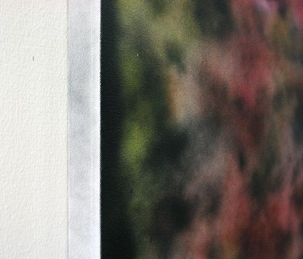 Sterling Ruby - SP04 - 244x214cm Spuitbusverf op doek