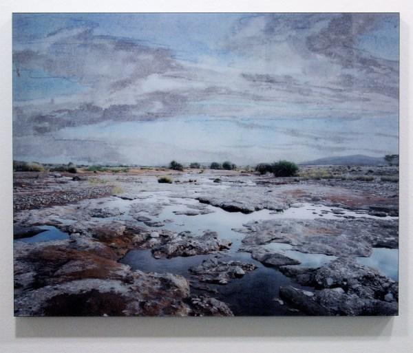 Tessa Verder - Day 17 - 85x120cm Foto collage op dibond