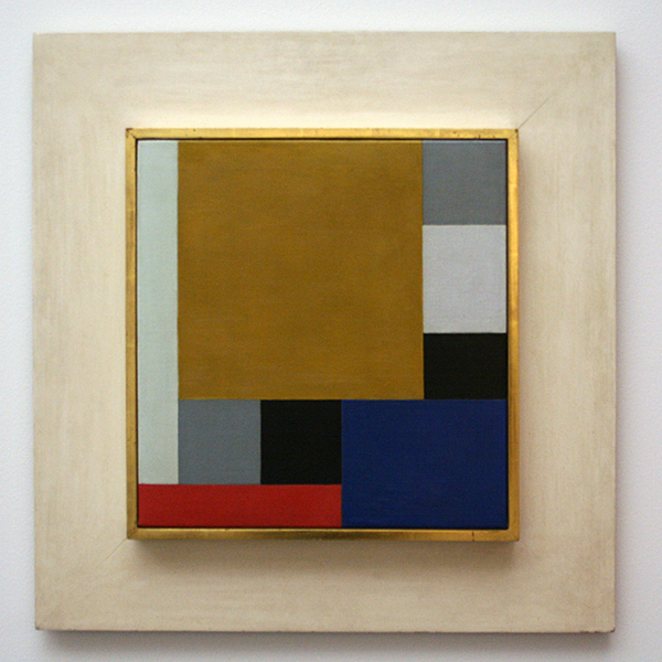 Theo van Doesburg - Compositie XXII - Olieverf op doek