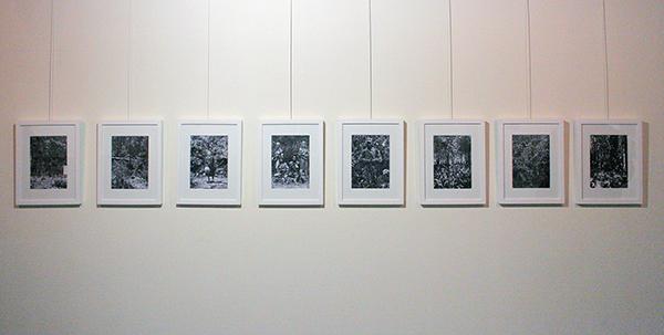 Thijs Zweers - Splitting Image - 29x21cm Grafiet op papier