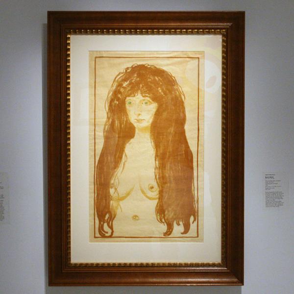 Thomas Galerie - Edvard Munch