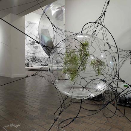 Thomas Saraceno - Biosphere 06