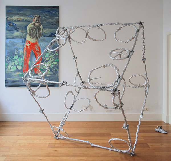 Tim Breukers - Big Doofy Dice - 160cm per rib, Aluminium
