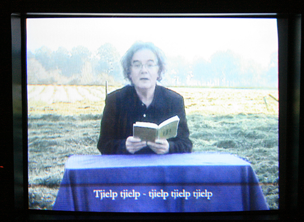 Tom America & Jan Hanlo - De Mus - 2,48minuten, Verfilmd gedicht 1949,2009