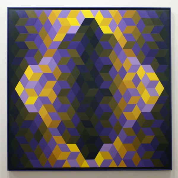 Victor Vasarely - Meh (2)